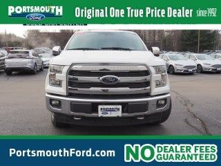 2017 Ford F 150 Lariat In Portsmouth Nh Lincoln