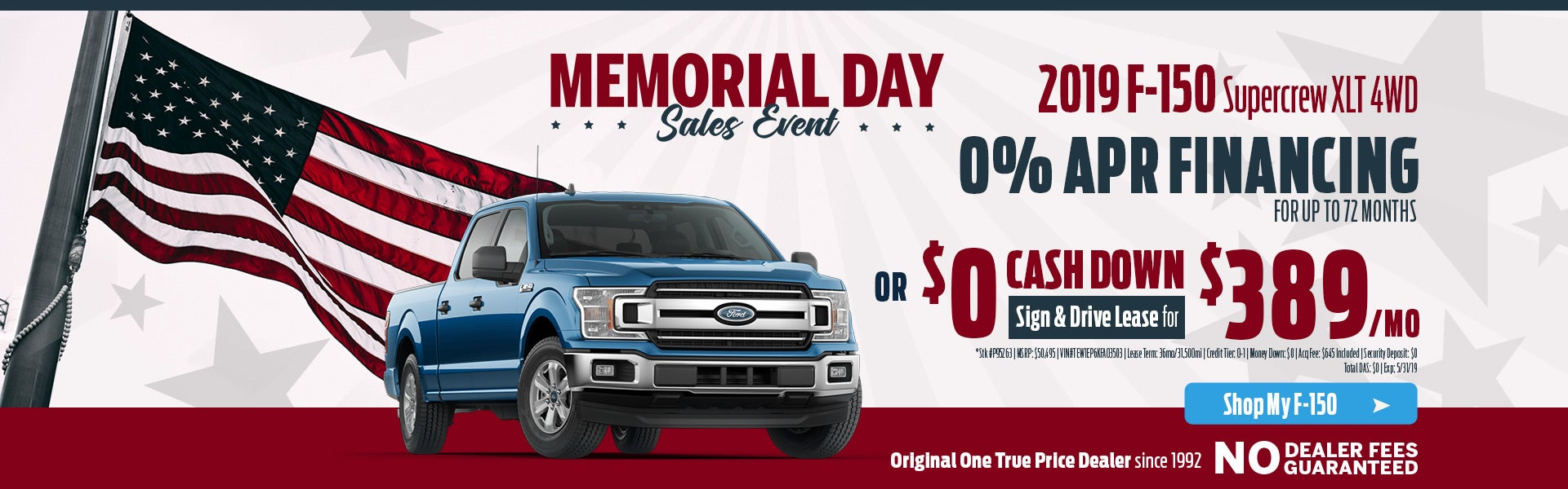 0 Apr Financing For Up To 72 Months On 2019 Ford F 150 Supercrew